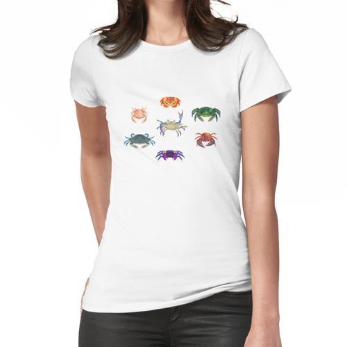 Krabben Krabben Krabben Frauen T-Shirt