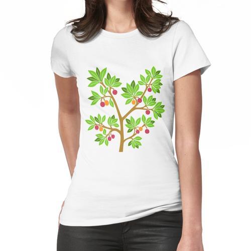 Erdbeerbaum Frauen T-Shirt