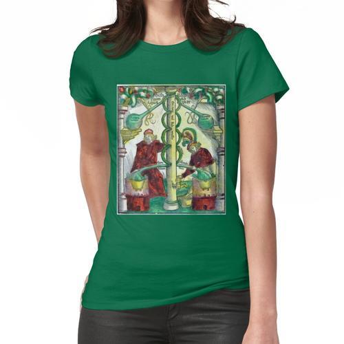 Kunst der Destillation Frauen T-Shirt