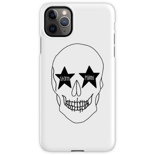 Der Sturmschädel iPhone 11 Pro Max Handyhülle