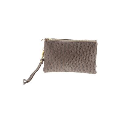 Wristlet: Brown Bags