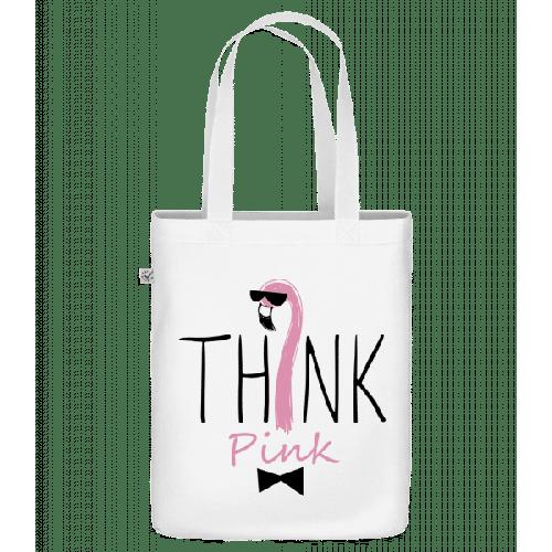 Think Pink - Bio Tasche