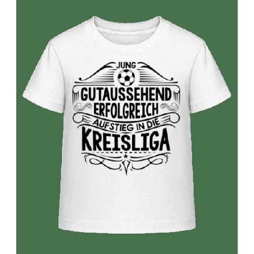 Aufstieg In Die Kreisliga - Kinder Shirtinator T-Shirt