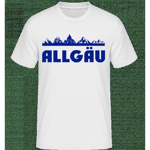 Allgäu - Shirtinator Männer T-Shirt