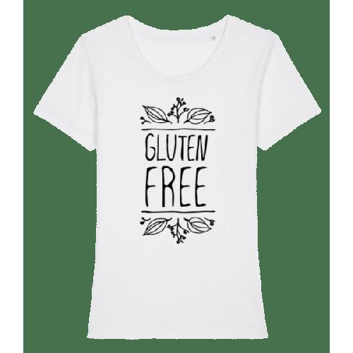 Gluten Free - Frauen Premium Bio T-Shirt Stanley Stella