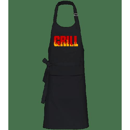 Grill - Profi Kochschürze