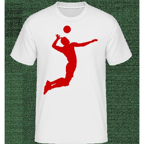 Volleyball - Shirtinator Männer T-Shirt