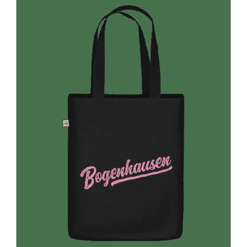 Bogenhausen Swoosh - Bio Tasche