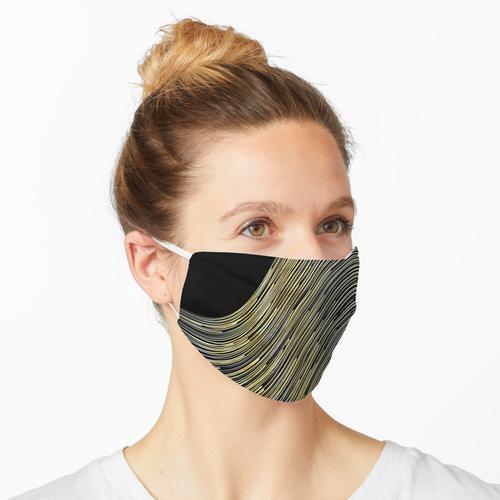 Goldwellen Maske
