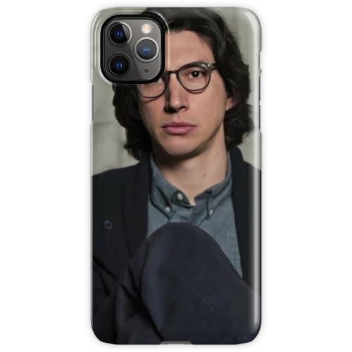 Adam Driver trägt eine Brille iPhone 11 Pro Max Handyhülle