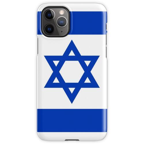 Israelische Flagge Israelischer Patriot iPhone 11 Pro Handyhülle