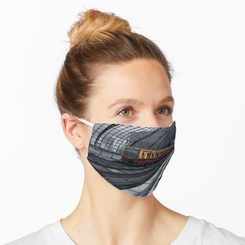 Gelber Zug Maske