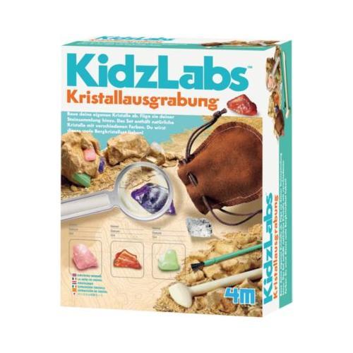 KidzLabs - Kristallausgrabung