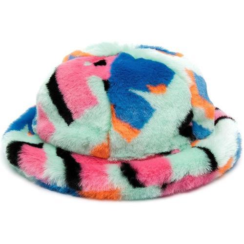 Kirin Mütze aus Faux Fur