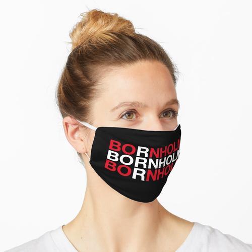 BORNHOLM Danish Flag Maske