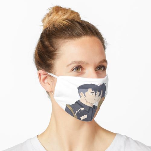 Kuss überraschen Maske