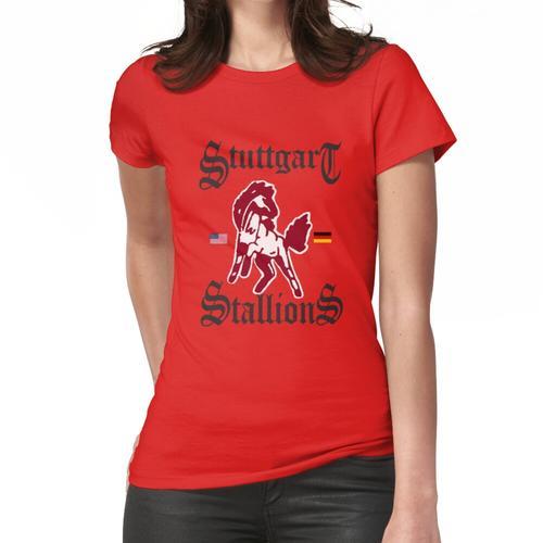 Stuttgarter Hengste Frauen T-Shirt