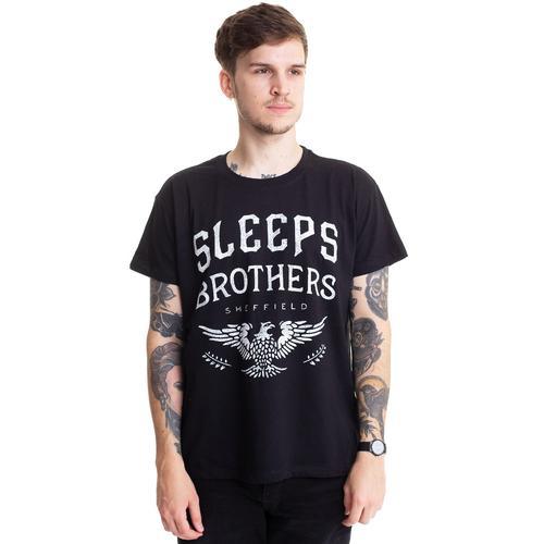 While She Sleeps - Sleeps Brothers - - T-Shirts