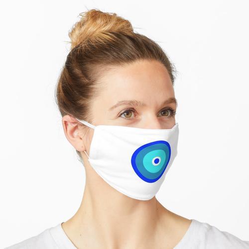 Schützen Sie sich vor dem bösen Blick Maske