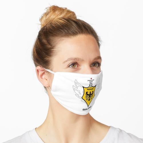 Germany 2 Maske