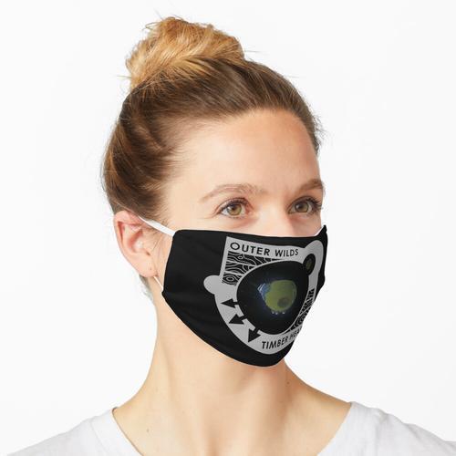 Holzherd: Äußere Welten Maske