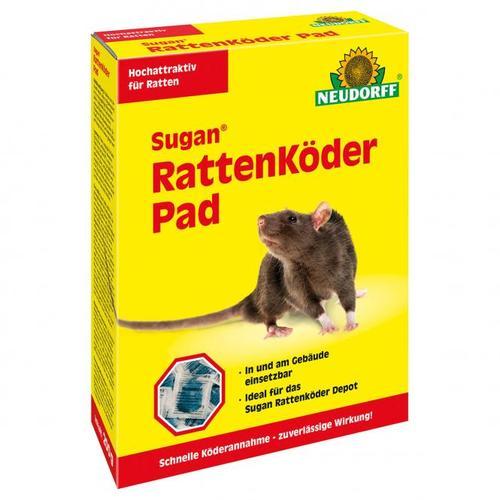 Sugan® RattenKöder Pad, 200 g