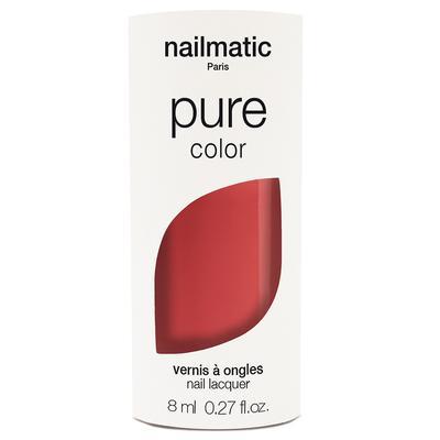 nailmatic Pure Color Orange Corail