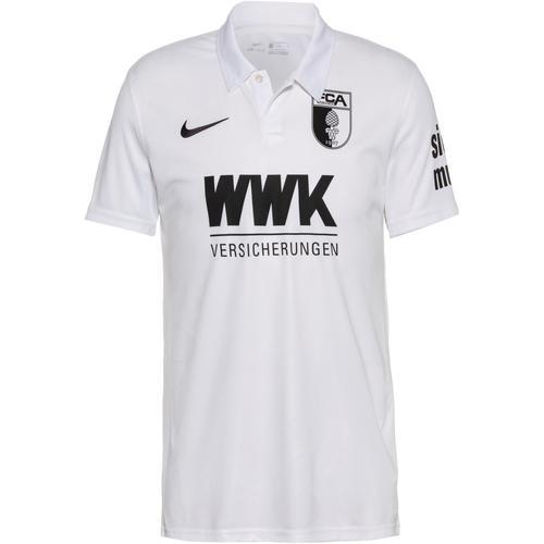 Nike FC Augsburg 20-21 Heim Trikot Herren in weiß, Größe XXL