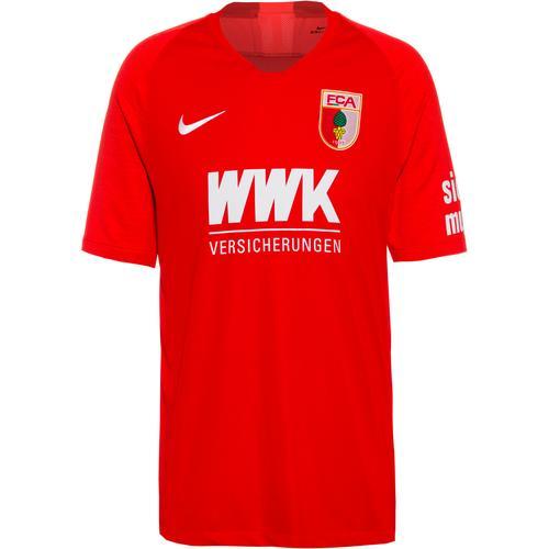 Nike FC Augsburg 20-21 3rd Trikot Herren in rot, Größe XL