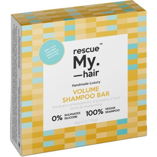 rescue My. hair Volume Shampoo Bar 80 g Festes Shampoo