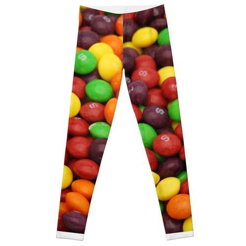 Skittles Leggings
