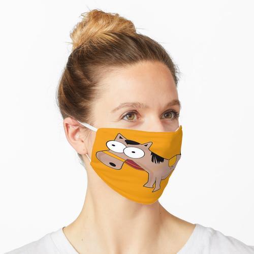 Buff Husaren Maske