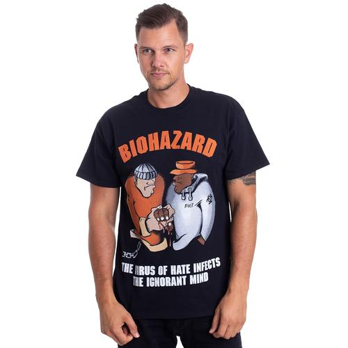 Biohazard - The Virus Of Hate - - T-Shirts