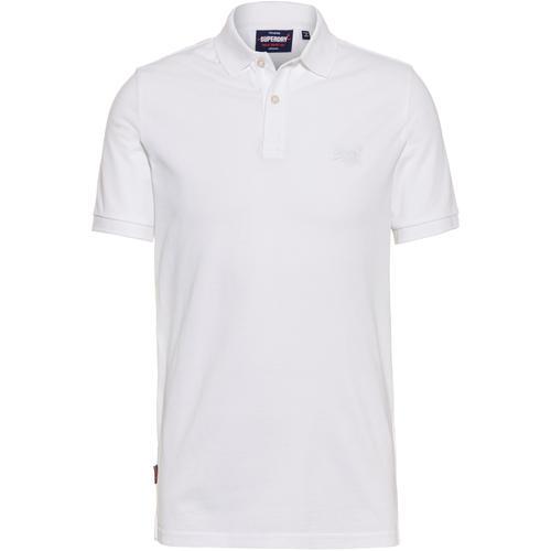 Superdry Poloshirt Herren in optic, Größe S