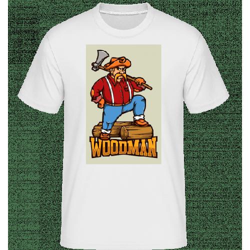 Woodman - Shirtinator Männer T-Shirt