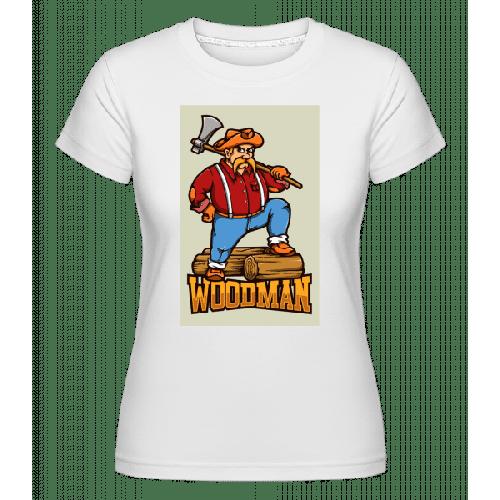 Woodman - Shirtinator Frauen T-Shirt