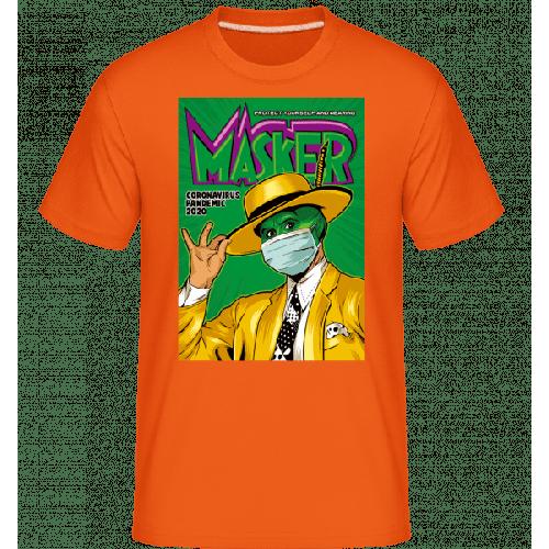 Masker - Shirtinator Männer T-Shirt