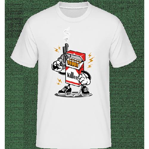 Cigarette Killer - Shirtinator Männer T-Shirt