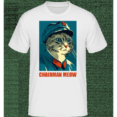 Chairman Meow - Shirtinator Männer T-Shirt