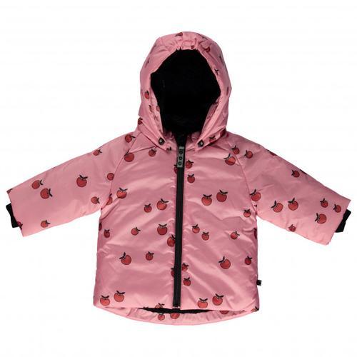 Smafolk - Kid's Baby Winter Jacket Apple - Winterjacke Gr 6-12 Months rosa/rot