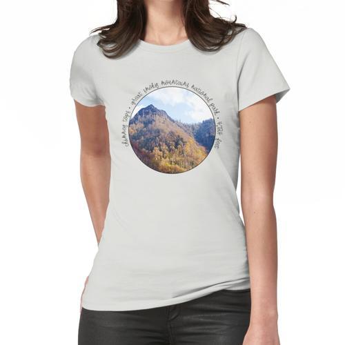 Kamin-Oberseiten Frauen T-Shirt