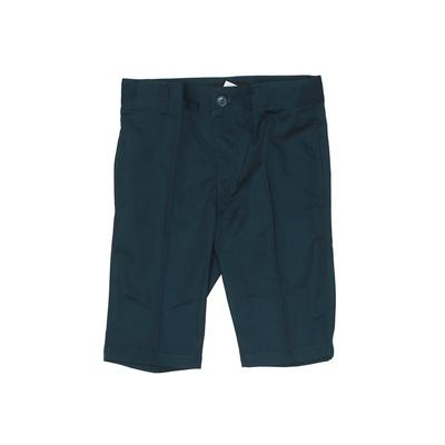 Armani Martillo Dress Pants - Adjustable: Blue Bottoms - Size 6X