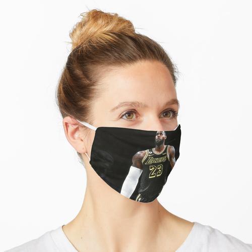 Lebron Mamba Trikot Maske