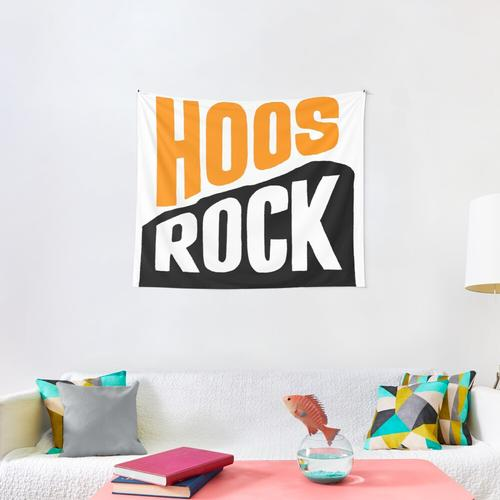 Hoos Rock 2020 Wall Tapestry
