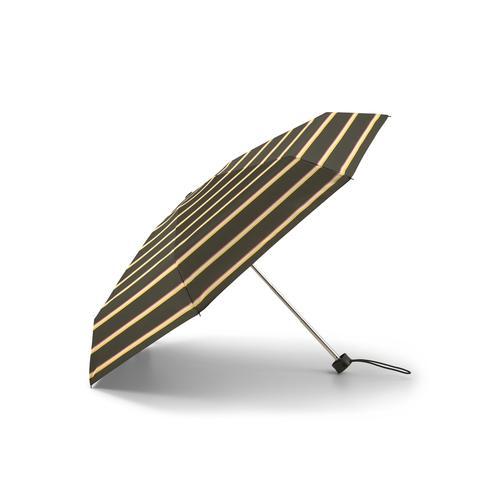 TOM TAILOR Unisex Extra kleiner Regenschirm, grün, Gr.OneSize