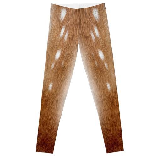 Deer Fawn Leggings Leggings