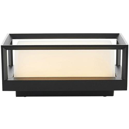 Ronida LED-Außenwandlampe, eckig - Lucande
