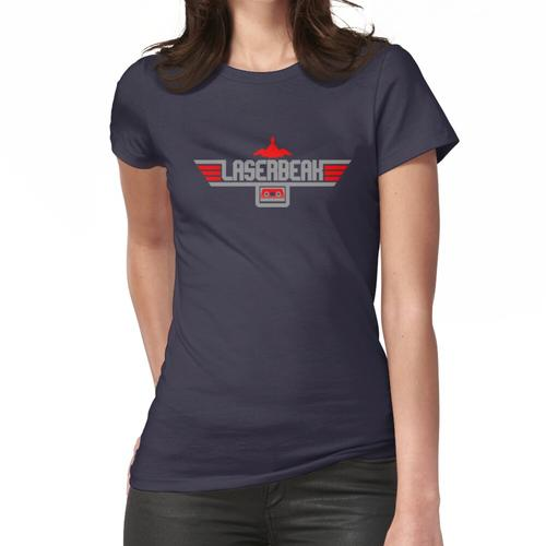 Top Laserschnabel Frauen T-Shirt