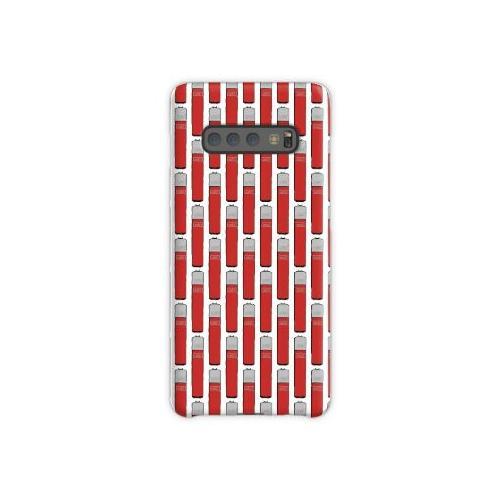 Clipper Feuerzeug Rot Samsung Galaxy S10 Plus Case