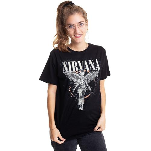 Nirvana - In Utero Galaxy - - T-Shirts